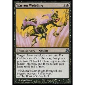 Warren Weirding