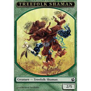 Treefolk Shaman (Token)