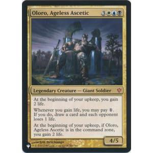 Oloro, Ageless Ascetic