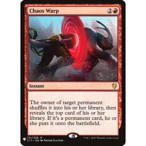 Chaos Warp