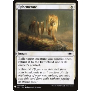 Ephemerate