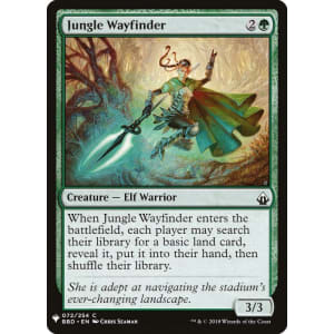 Jungle Wayfinder