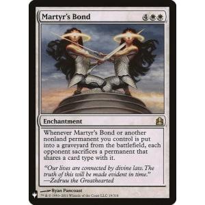 Martyr's Bond