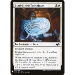 Soul-Strike Technique