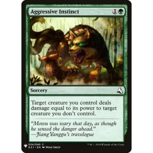 Aggressive Instinct