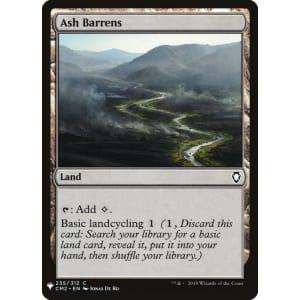 Ash Barrens