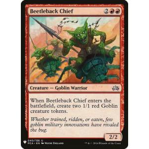 Beetleback Chief