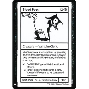 Blood Poet