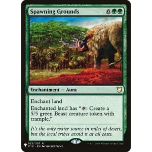 Spawning Grounds