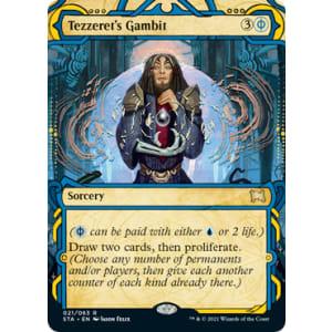 Tezzeret's Gambit