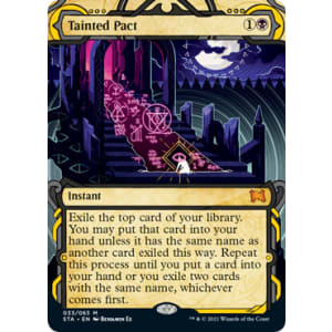 Tainted Pact