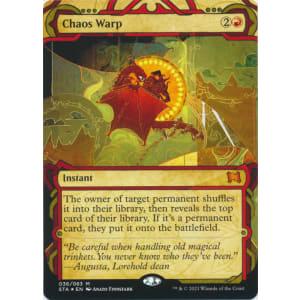 Chaos Warp (Foil-etched)