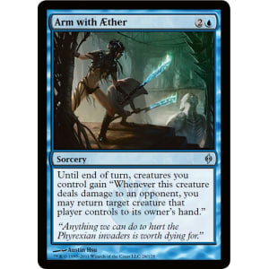 Arm with AEther