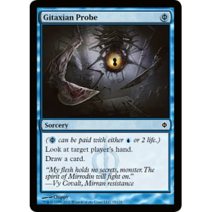 Gitaxian Probe