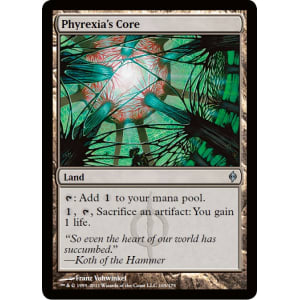 Phyrexia's Core