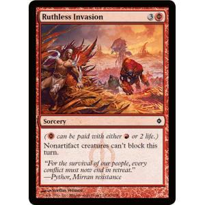 Ruthless Invasion