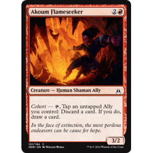 Akoum Flameseeker
