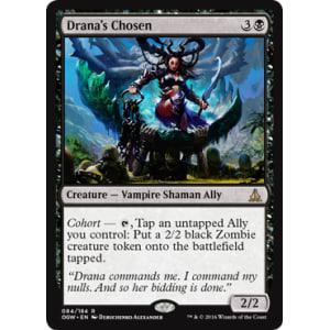 Drana's Chosen