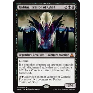 Kalitas, Traitor of Ghet