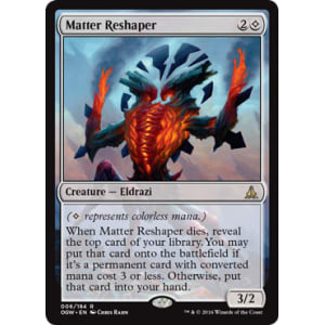 Matter Reshaper