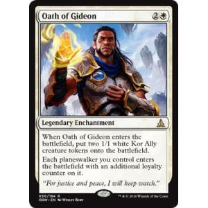 Oath of Gideon