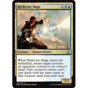 From Moden to Legacy - Human & Hardened scales ReflectorMage