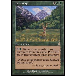 Bearscape