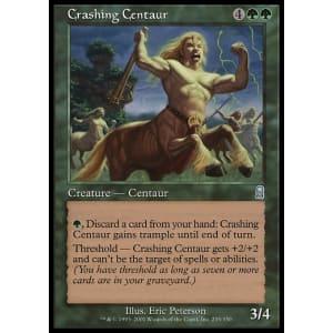 Crashing Centaur