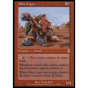 Mine Layer