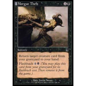 Morgue Theft
