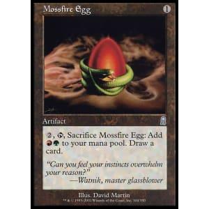 Mossfire Egg