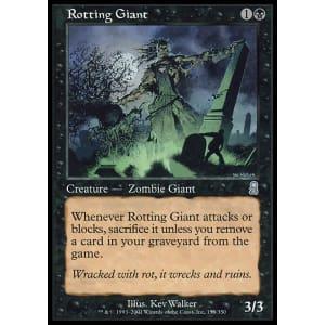 Rotting Giant