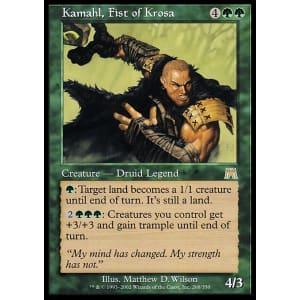 Kamahl, Fist of Krosa
