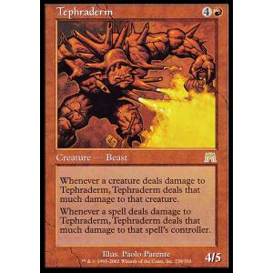 Tephraderm