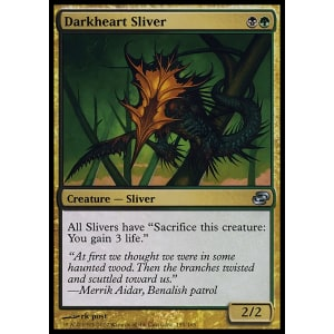 Darkheart Sliver