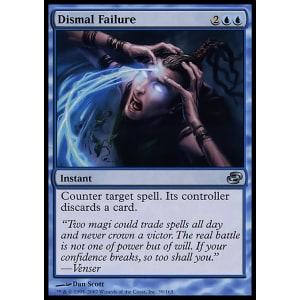 Dismal Failure
