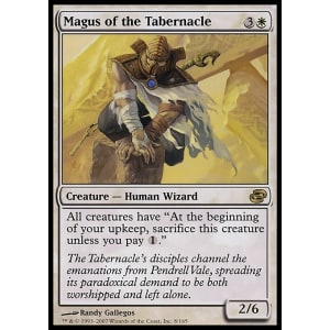 Magus of the Tabernacle
