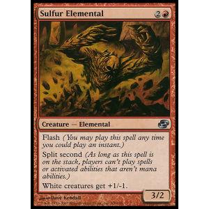 Sulfur Elemental
