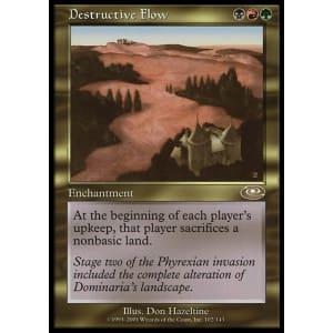 Destructive Flow