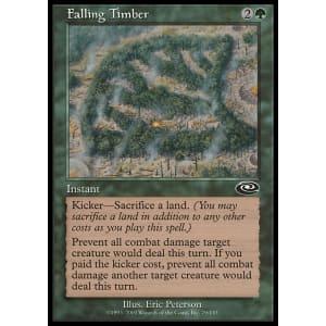 Falling Timber
