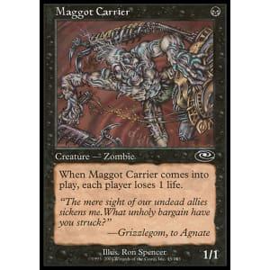 Maggot Carrier