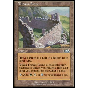 Treva's Ruins