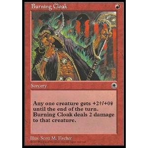 Burning Cloak