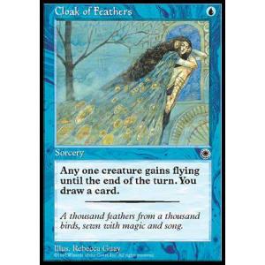Cloak of Feathers