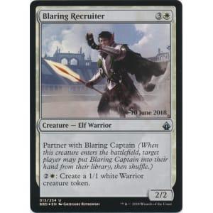 Blaring Recruiter