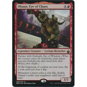 Okaun, Eye of Chaos