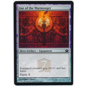 Axe of the Warmonger