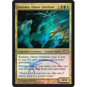 Karador, Ghost Chieftain