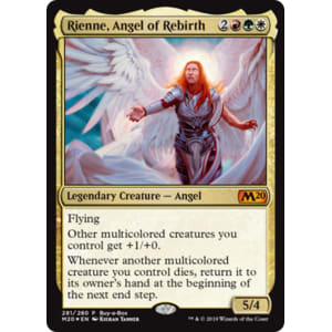 Rienne, Angel of Rebirth