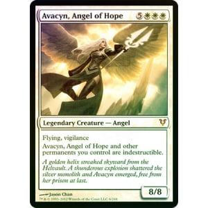 Avacyn, Angel of Hope (Oversized Foil)